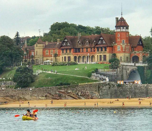 El espectacular Palacio Miramar gure Downton Abbey particular  hellip