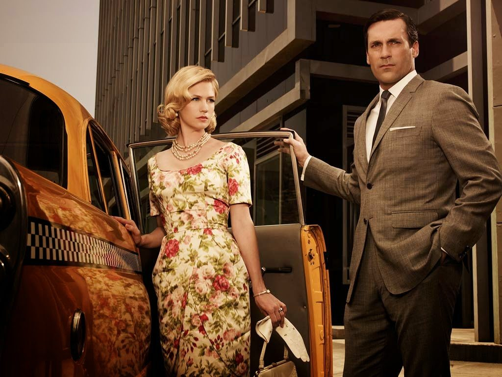 Mad Men Style | Sisters and the City