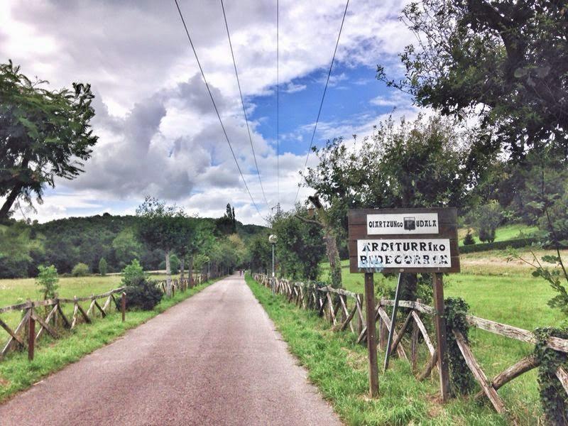Bienvenidos al Norte : Vía Verde de Arditurri | Sisters and the City