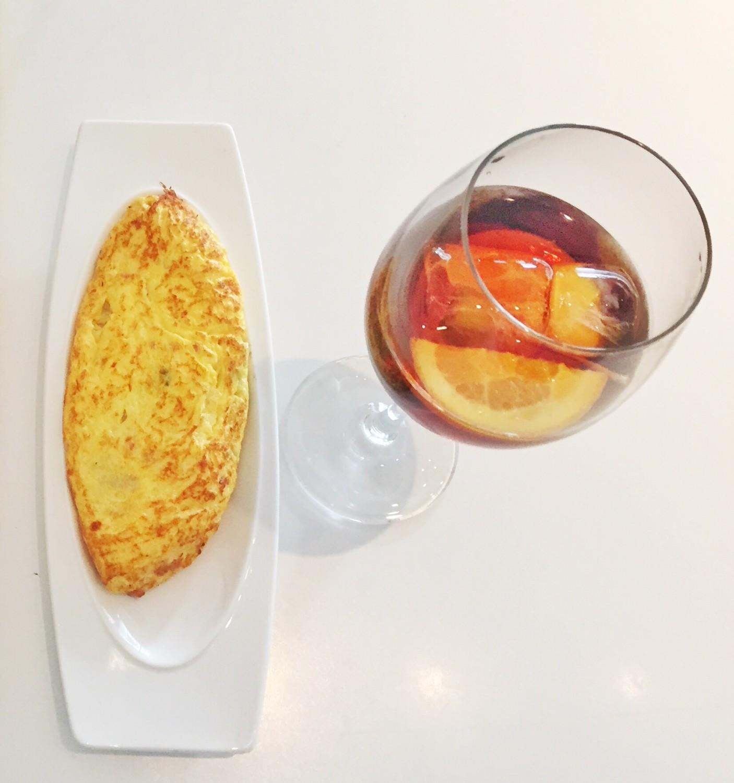 La mejor Tortilla de Patata Donostia San Sebastian Pintxos