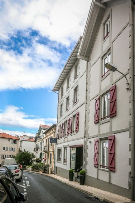 Biarritz Hotel Chic and Cheap