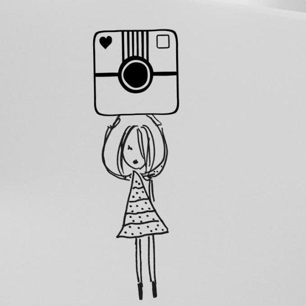 Instagram San Sebastian Donostia sisters and the city