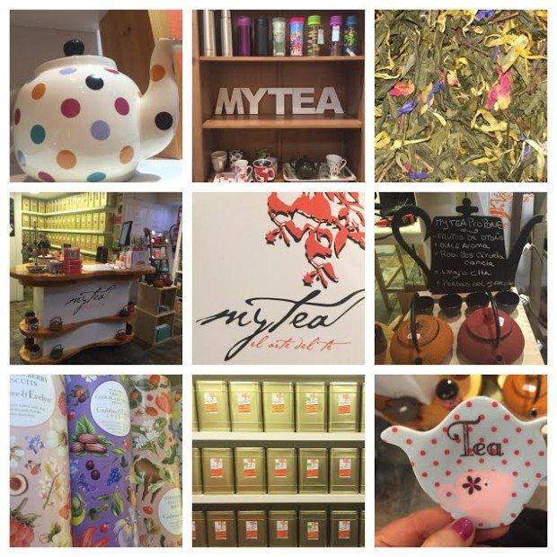 Mytea sisters and the city