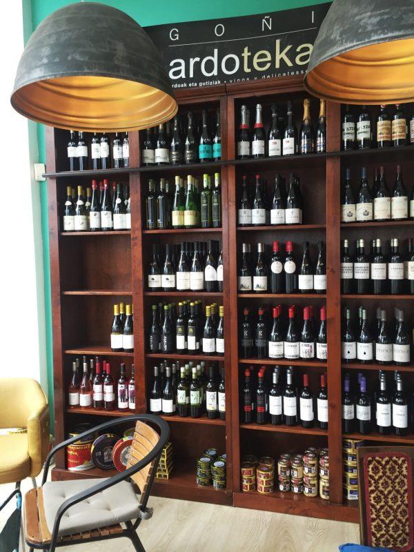 Belgrado Donostia San Sebastian Pintxos Tortilla Sisterproductos Bar Restaurante
