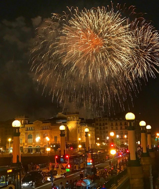 Continuamos de Semana Grande    Sansebastian Donostia BasqueCountryhellip