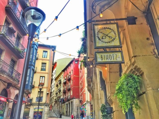 Lunch Bilbao Comer Bihotz