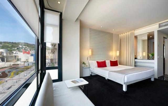 Hotel Miró Bilbao Dormir where to sleep in Bilbao