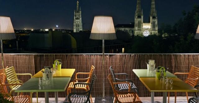 Mama Shelter hotel Bordeaux