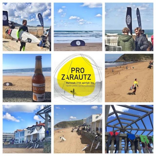 Surf Campeonato Pro Zarautz