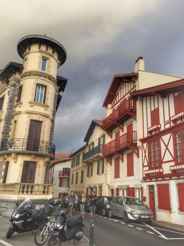France Iparralde Côte Basque San Juan de Luz Saint Jean de luz
