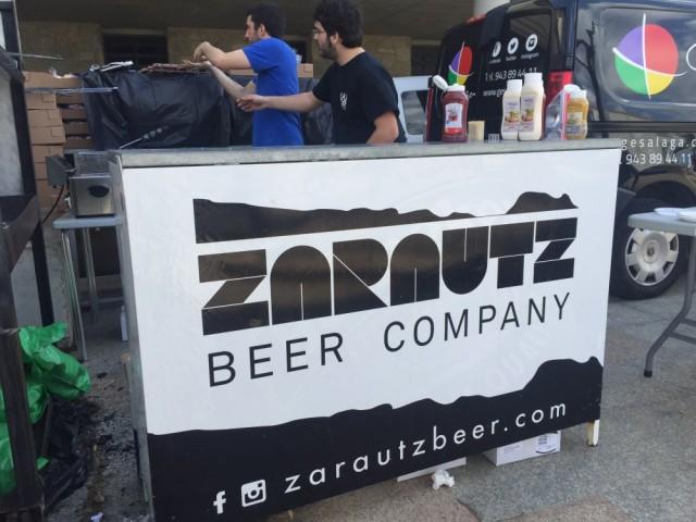 Surf Campeonato Pro Zarautz Beer Company