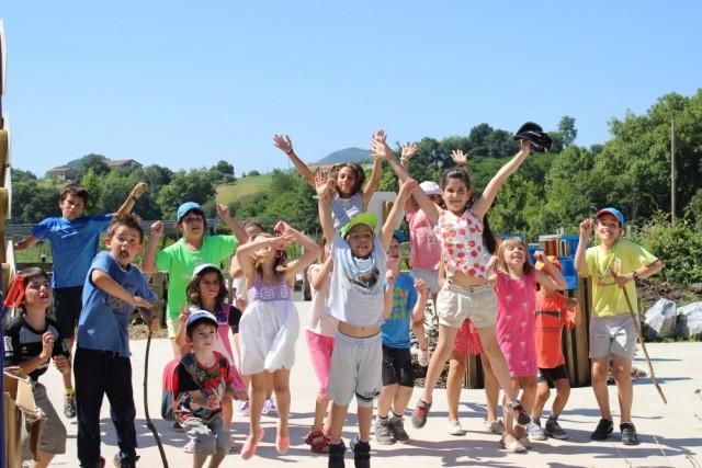 Kutxa Ekogunea Donostia HAUR PARKEA Parque infantil Colonias de Verano Ludoteka