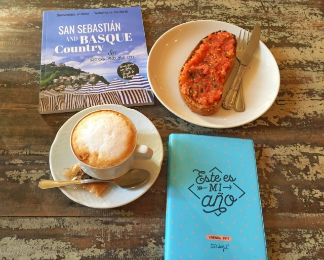 desayunar en San Sebastián Donostia los mejores desayunos en San Sebastian Donostia Café Dulce Salado Carrot cake Breakfast in San Sebastián