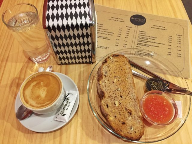 Desayunar en donostia sansebastian | Sisters and the City