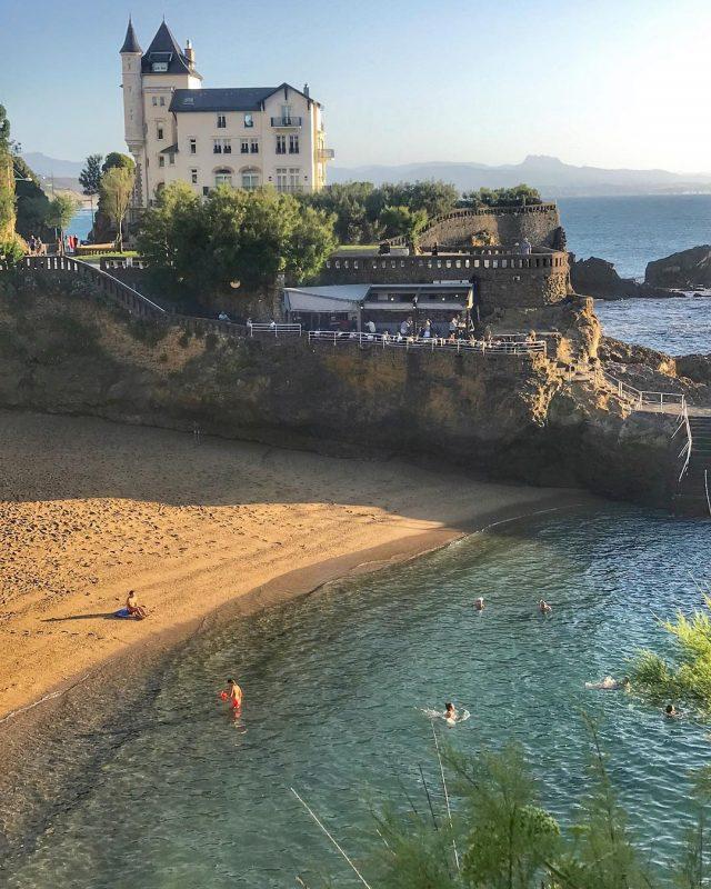 Villa Beltza    biarritz igersbiarritz igersfrance ctebasque paysbasquehellip