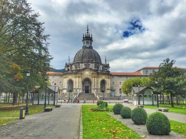 Loyola Basílica de Loyola Camino Ignaciano