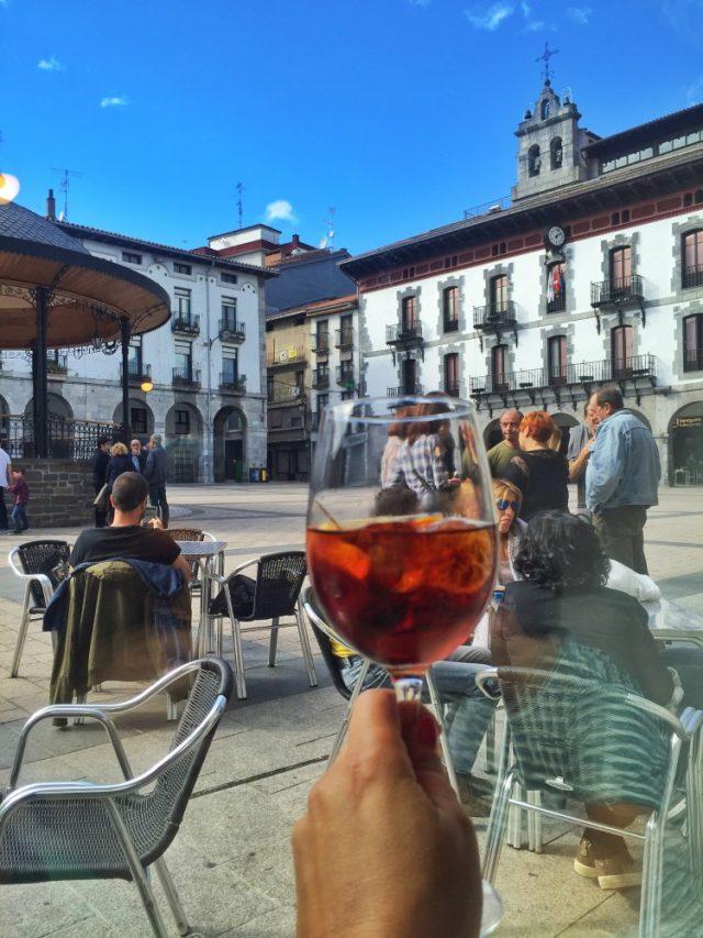 Azpeitia Pintxos Bares Vermouth Camino Ignaciano Restaurantes comer
