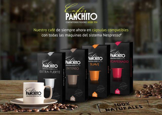 Cafés Panchito, Frappés , Cafés, Donostia Café molido San Sebastián, Tés, Teteras, Sistertazas