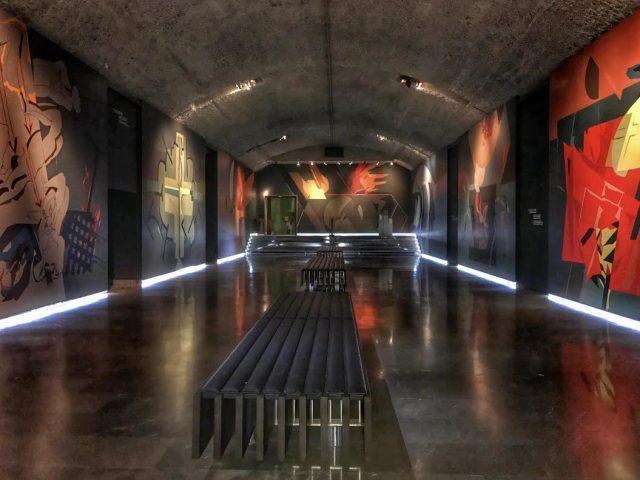 cripta arantzazu santuario aranzazu oñate oñati