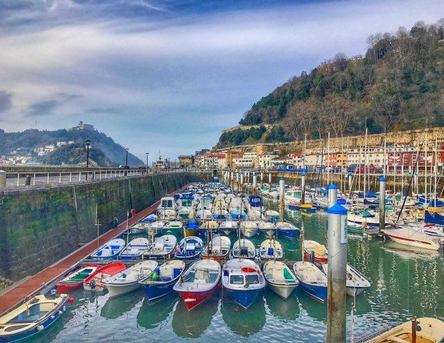 Mi puerto favorito el lugar donde siempre quiero volver donostiahellip