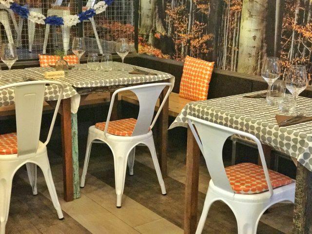 La Rebotika San Sebastián Donostia Brasa Tortilla a la brasa Arroces Arroz a la brasa Pulpo Comer o cenar en terraza
