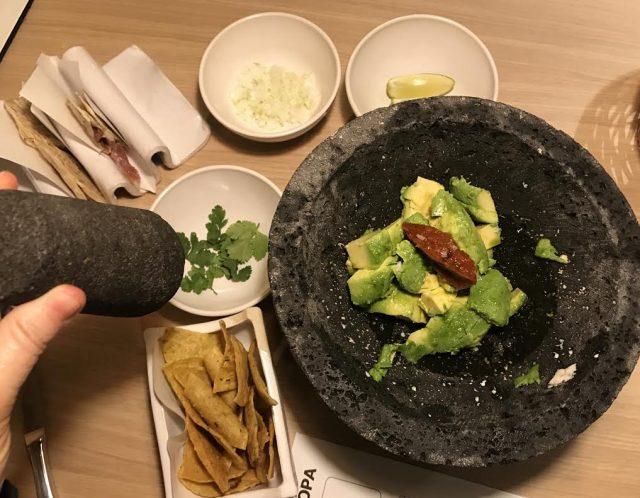 guacamole topa sukalderia restaurante aduriz gros sansebastian donostia