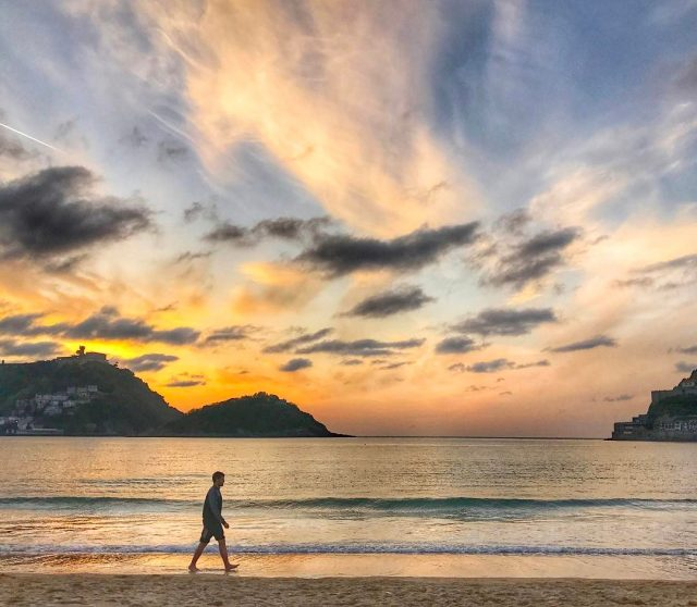 Walking on sunshine    donostia sansebastian donosti basquecountryhellip