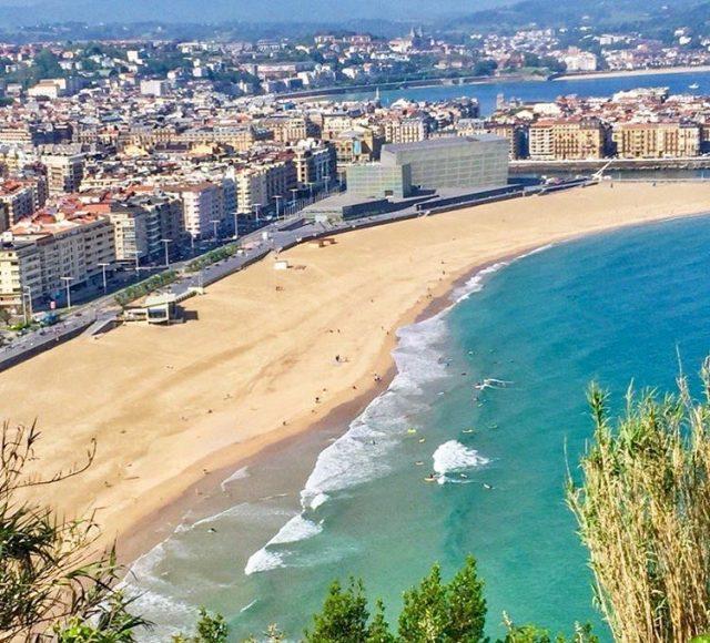 Beach day!!!    donostia sansebastian donosti basquecountry ctebasquehellip