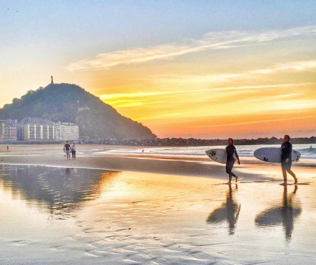 Surfing the city     donostia sansebastian donostihellip