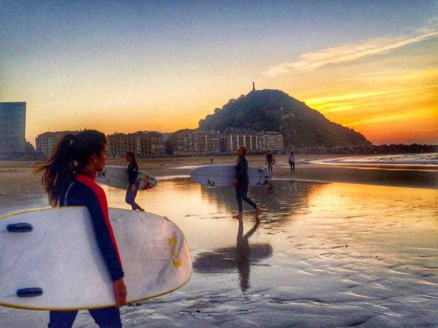 Surfing the City    donostia sansebastian donosti basquecountryhellip