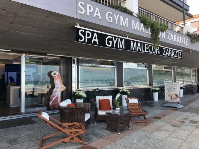 Spa gym malec n en zarautz sisters and the city - Spa zarautz ...