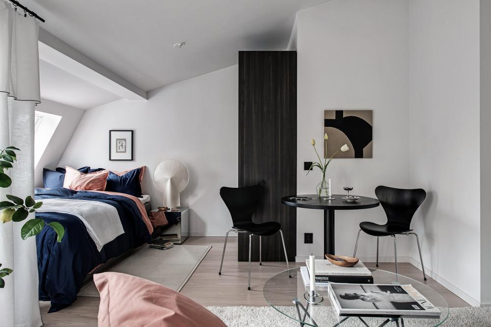 Mini piso de 35 metros en nordhemsgatan sisters and the city - El limonero ibiza ...