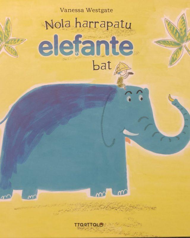 NOLA-ARRAPATU-ELEFANTE-BAT-LIBRO-INFANIL-KIDS