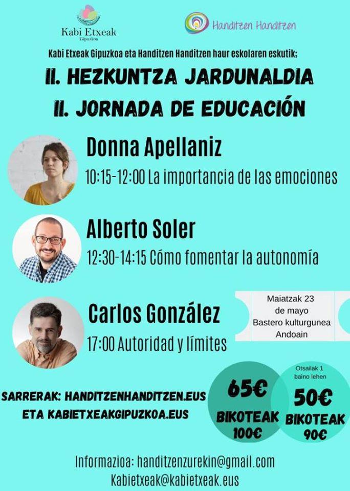 Jornada de Educación.