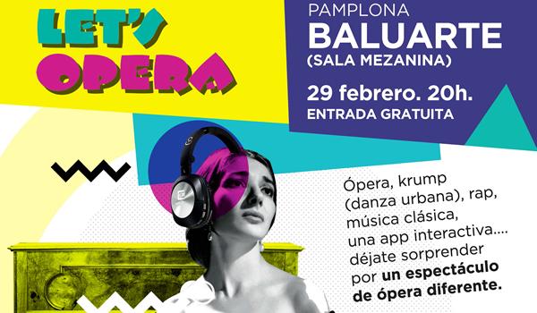 let´s opera pamplona