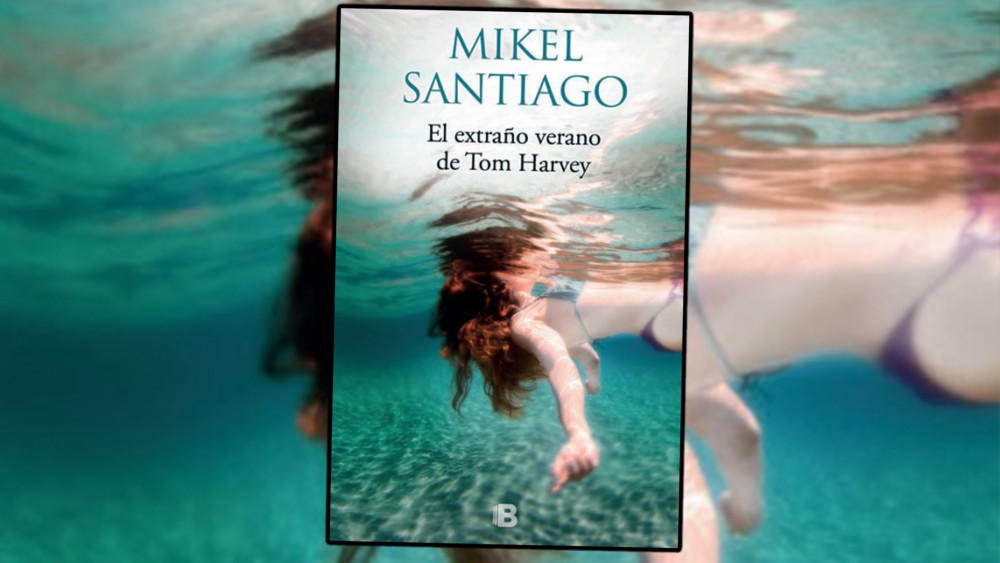 El Extraño Verano De Tom Harvey Mikel Santiago Sisters And The City