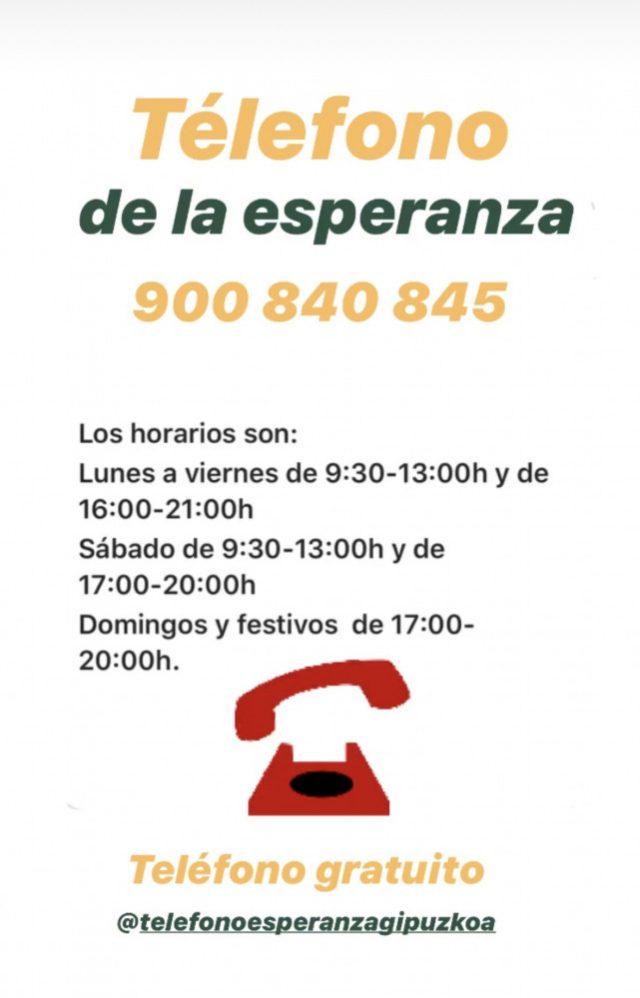 sisters and the city telefono esperanza