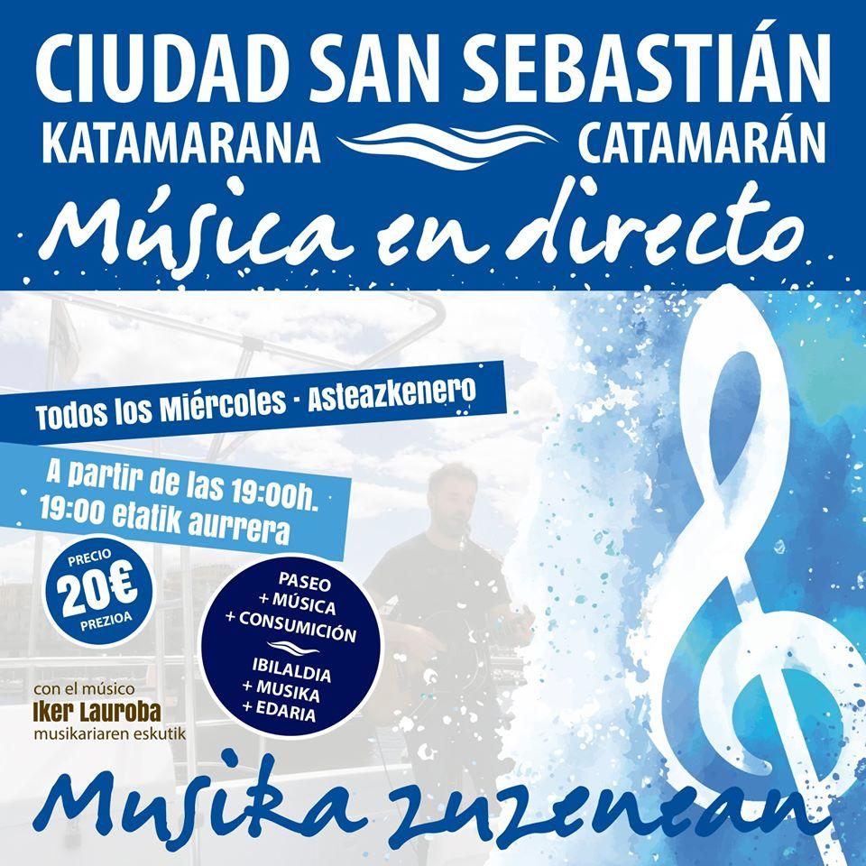 ciudad-san-sebastian-catamaran-miercoles-musica