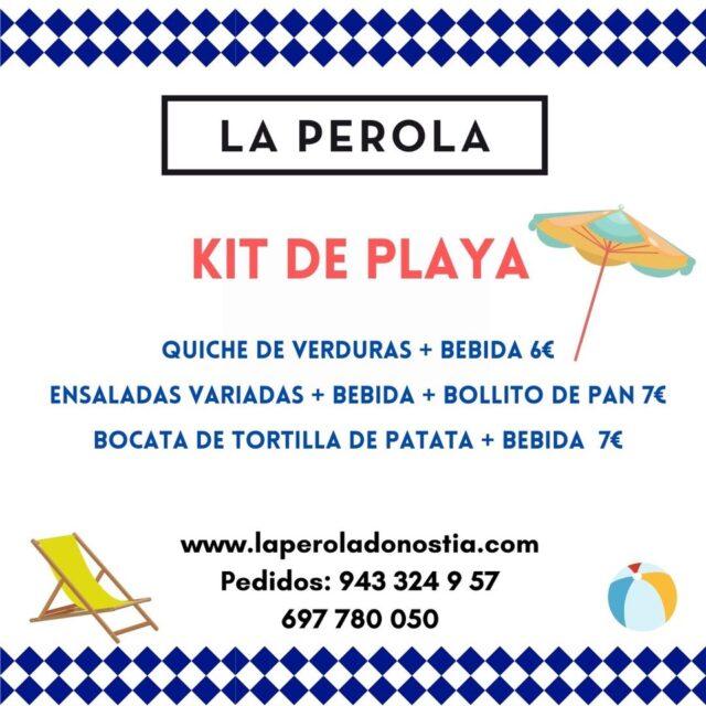 La Perola -kit-playero
