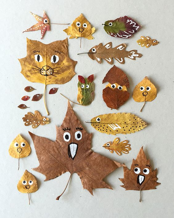 manualidades-otoño-kids