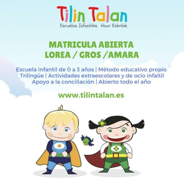 tilin-talan-matricula-abierta