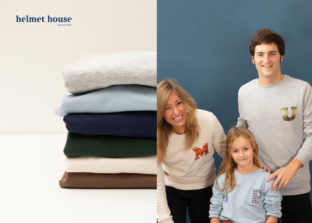 SUDADERAS YOUNG-HELMET-HOUSE