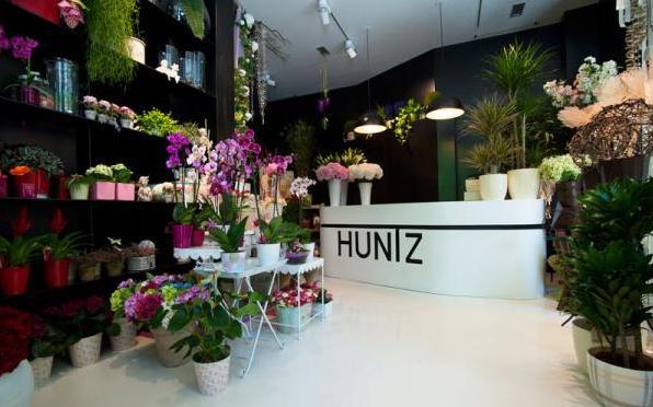 Floristería Huntz