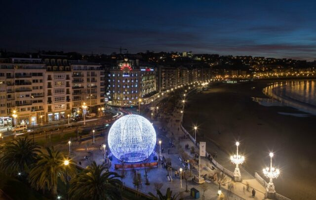 Navidad en Donostia