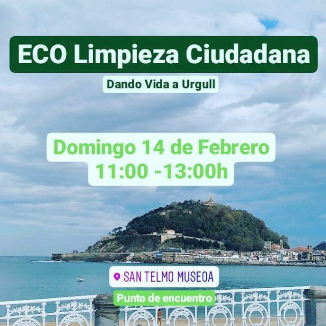 Ecolimpieza ciudadana