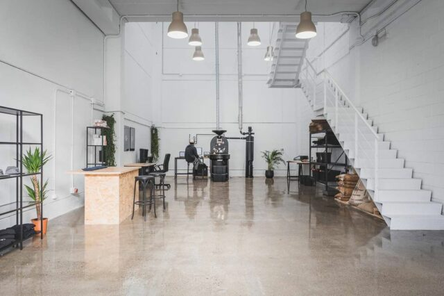 Old Town Coffee Roasters