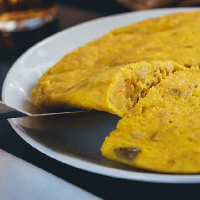 La tortilla del Zabaleta