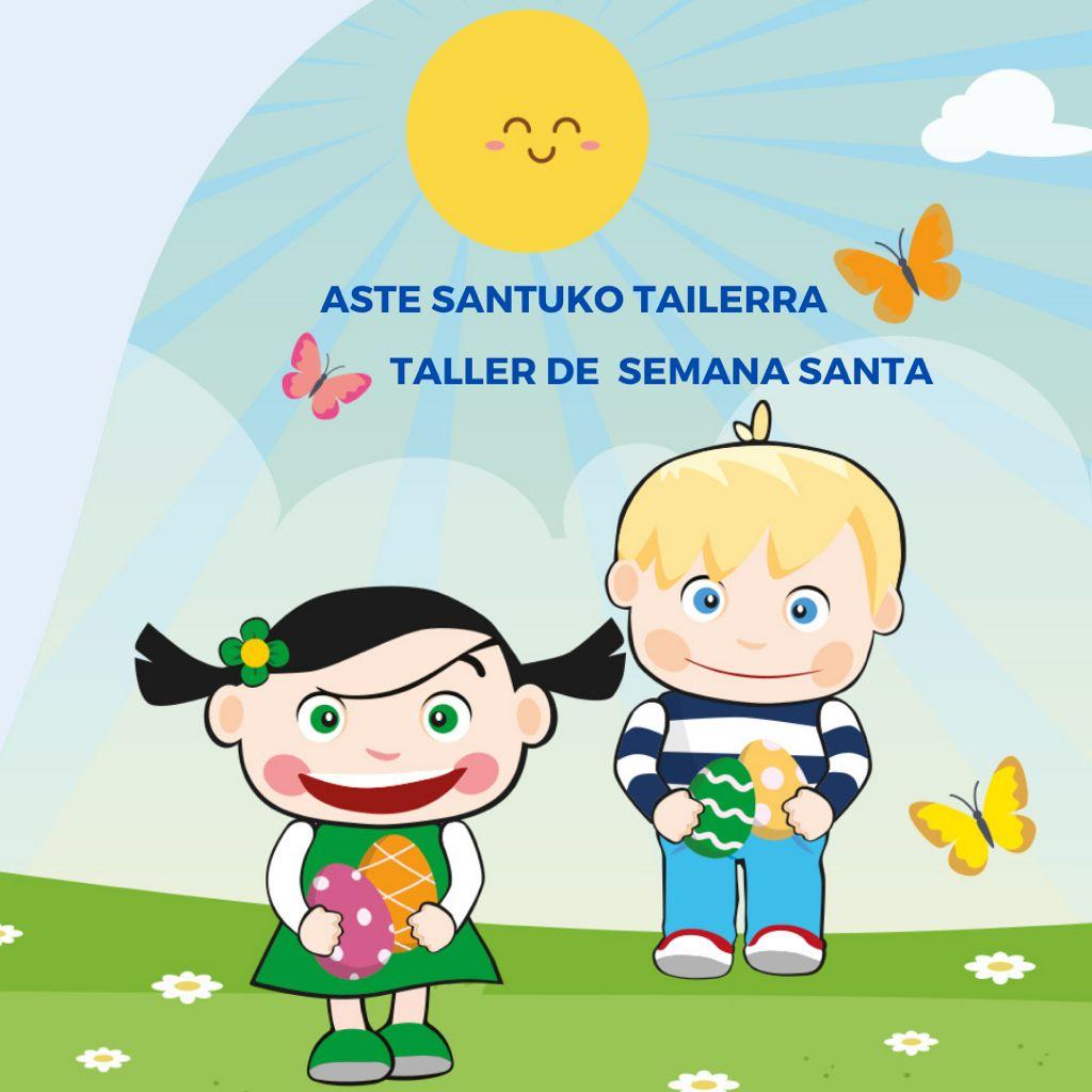 Tilin Talan Semana Santa