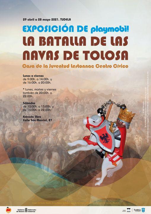 EXPOSICIÓN DE PLAYMOBIL 'LA BATALLA DE LAS NAVAS DE TOLOSA'