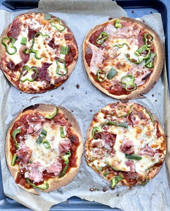 Receta pizza